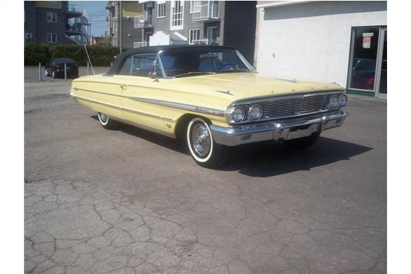 "Ford Galaxie 500 XL ""P""Code 1964"