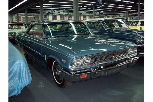 Ford Galaxie 500 XL 427CI R Code 1963