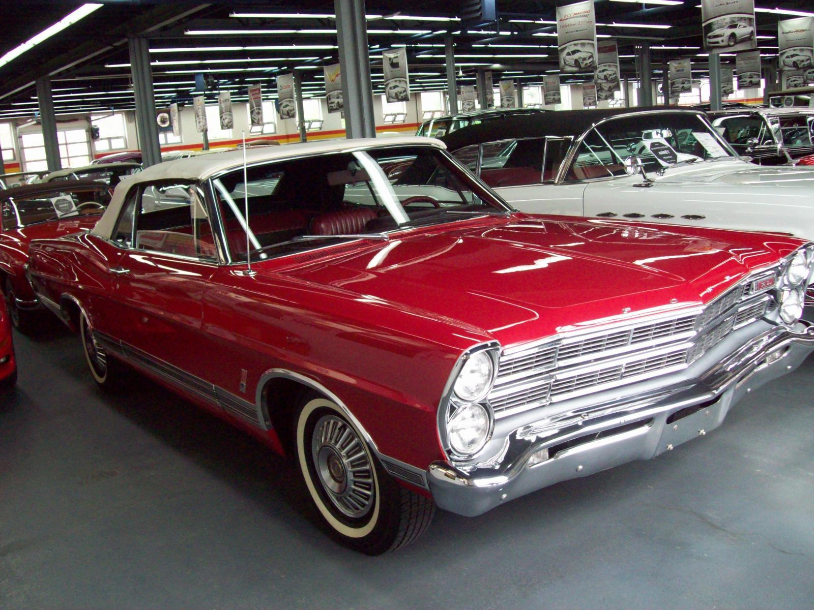Ford Galaxie 500 XL 1967