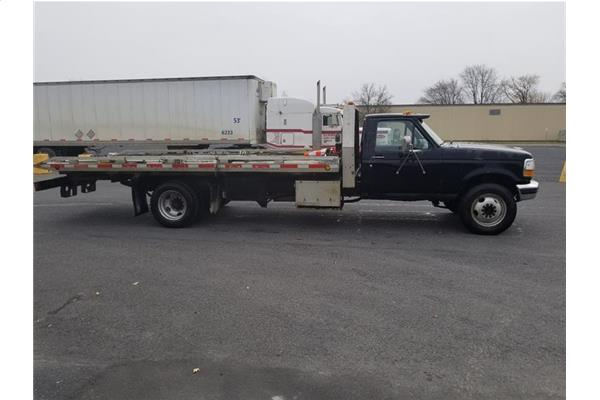 Ford F-450 TOWING 1993