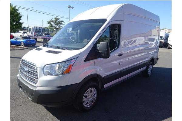 Ford Transit Cargo Van 350 High Roof 2017