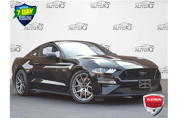 Ford Mustang GT Premium COUPE  LEATHER  HEATED/COOLED SEAT  GPS 2019